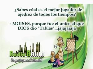 CHISTE MOISES